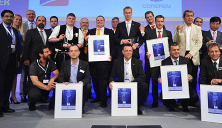Intersolar 2013 AWARD Winners