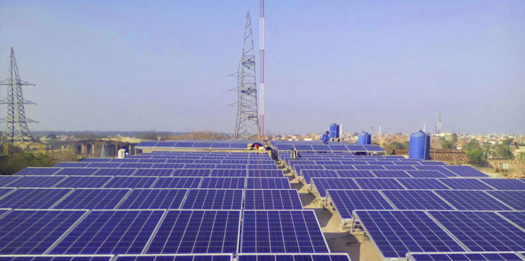 Commercial PV System